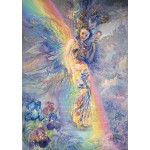 Puzzle  Grafika-T-00194 Josephine Wall - Iris, Keeper of the Rainbow