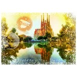 Puzzle  Grafika-T-00195 Travel around the World - Spain