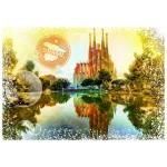 Puzzle  Grafika-T-00196 Travel around the World - Spain