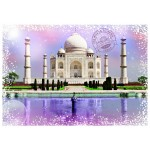 Puzzle  Grafika-T-00201 Travel around the World - India