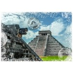 Puzzle  Grafika-T-00218 Travel around the World - Mexico