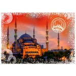 Puzzle  Grafika-T-00233 Travel around the World - Turkey