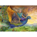 Puzzle  Grafika-T-00276 Josephine Wall - Peacock Princess