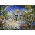 Puzzle  Grafika-T-00312 Josephine Wall - Enchanted Manor