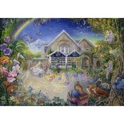 Puzzle Grafika-T-00312 Josephine Wall - Enchanted Manor