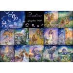 Puzzle  Grafika-T-00315 Zodiac Signs