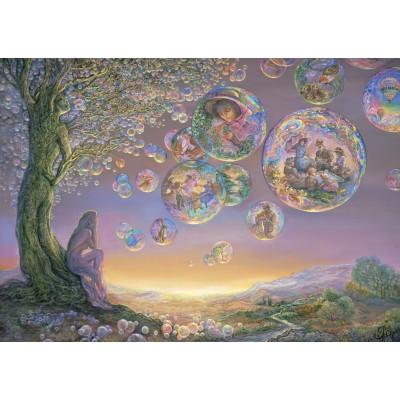 Puzzle Grafika-T-00345 Josephine Wall - Bubble Tree