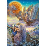 Puzzle  Grafika-T-00359 Josephine Wall - I Saw Three Ships