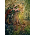 Puzzle  Grafika-T-00370 Josephine Wall - The Wood Nymph