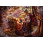 Puzzle  Grafika-T-00384 Josephine Wall - Sleeping Beauty
