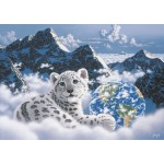 Puzzle  Grafika-T-00389 Schim Schimmel - Bed of Clouds