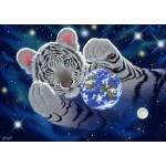 Puzzle  Grafika-T-00390 Schim Schimmel - A Hug For Mother
