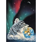 Puzzle  Grafika-T-00399 Schim Schimmel - Earth Light