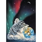 Puzzle  Grafika-T-00400 Schim Schimmel - Earth Light