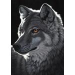 Puzzle  Grafika-T-00438 Schim Schimmel - Night Wolf