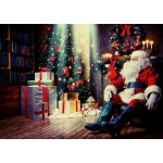 Puzzle  Grafika-T-00471 Santa Claus