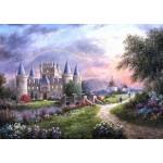 Puzzle  Grafika-T-00495 Dennis Lewan - Inverary Castle