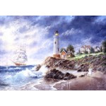 Puzzle  Grafika-T-00511 Dennis Lewan - Anchor Cove