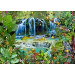 Puzzle  Grafika-T-00523 François Ruyer - Waterfall