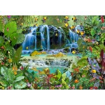Puzzle  Grafika-T-00525 François Ruyer - Waterfall