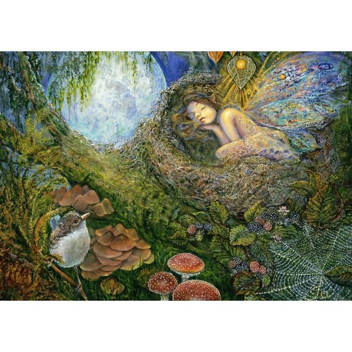 Josephine Wall - Fairy Nest