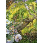 Puzzle  Grafika-T-00537 Josephine Wall - Forest Protector