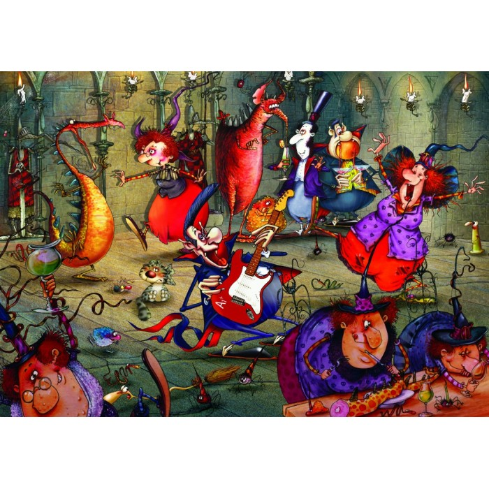 François Ruyer - The Witches Festival