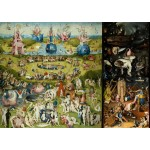 Puzzle  Grafika-T-00599 Hieronymus Bosch - The Garden of Earthly Delights