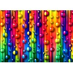 Puzzle  Grafika-T-00621 Multicolored Bubbles