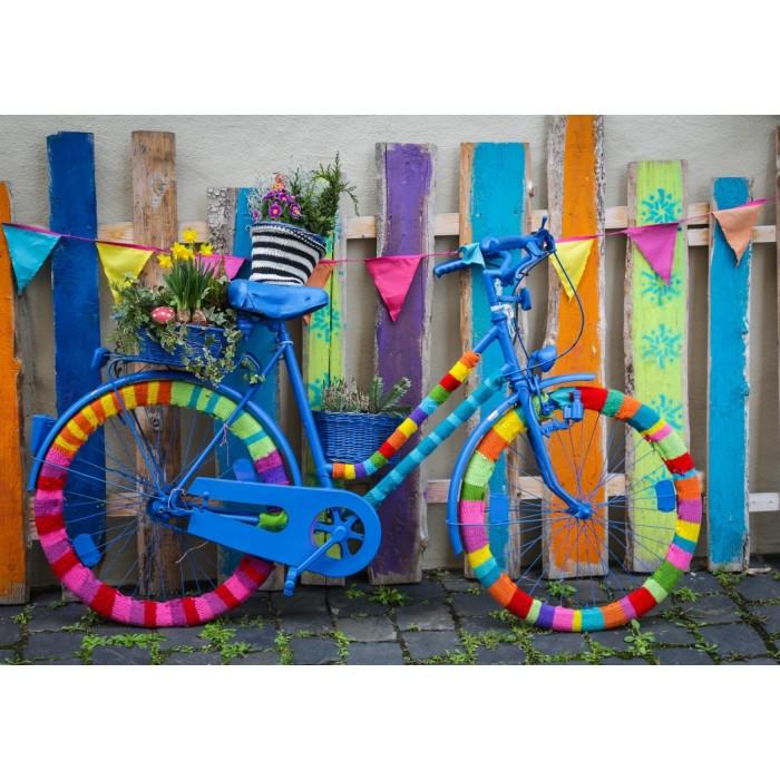 My Beautiful Colorful Bike
