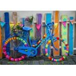 Puzzle  Grafika-T-00652 My Beautiful Colorful Bike