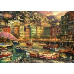 Puzzle  Grafika-T-00726 Chuck Pinson - Vibrance of Italy