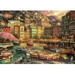 Puzzle  Grafika-T-00733 Chuck Pinson - Vibrance of Italy