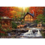 Puzzle  Grafika-T-00734 Chuck Pinson - The Colors of Life