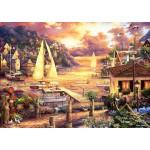 Puzzle  Grafika-T-00750 Chuck Pinson - Catching Dreams