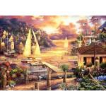 Puzzle  Grafika-T-00751 Chuck Pinson - Catching Dreams