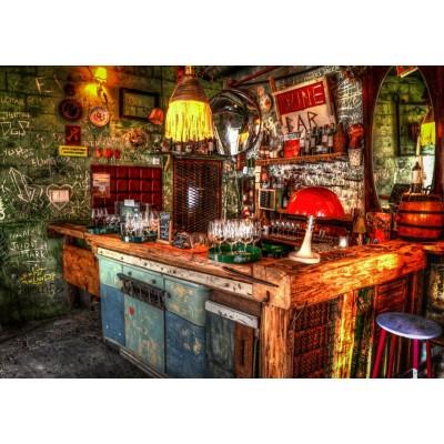 Puzzle Grafika-T-00840 Ruin Bar in Budapest