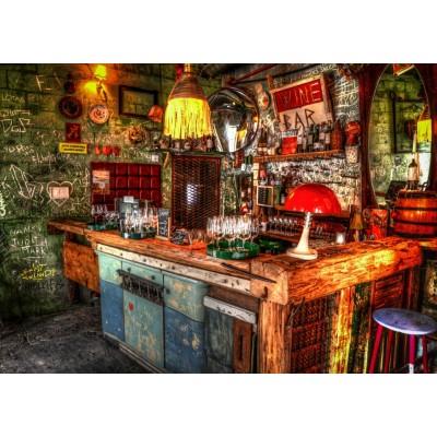 Puzzle Grafika-T-00841 Ruin Bar in Budapest