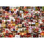 Puzzle  Grafika-T-00922 Collage - Christmas