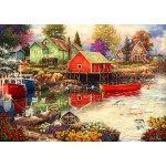 Puzzle  Grafika-T-00947 Quiet Cove