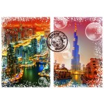 Puzzle   Travel around the World - Dubai
