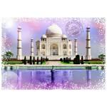 Puzzle   Travel around the World - India