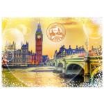 Puzzle   Travel around the World - United Kingdom