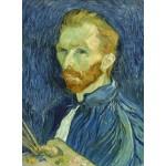 Puzzle   Vincent Van Gogh: Self-Portrait, 1889