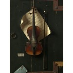 Puzzle   William Michael Harnett: The Old Violin, 1886