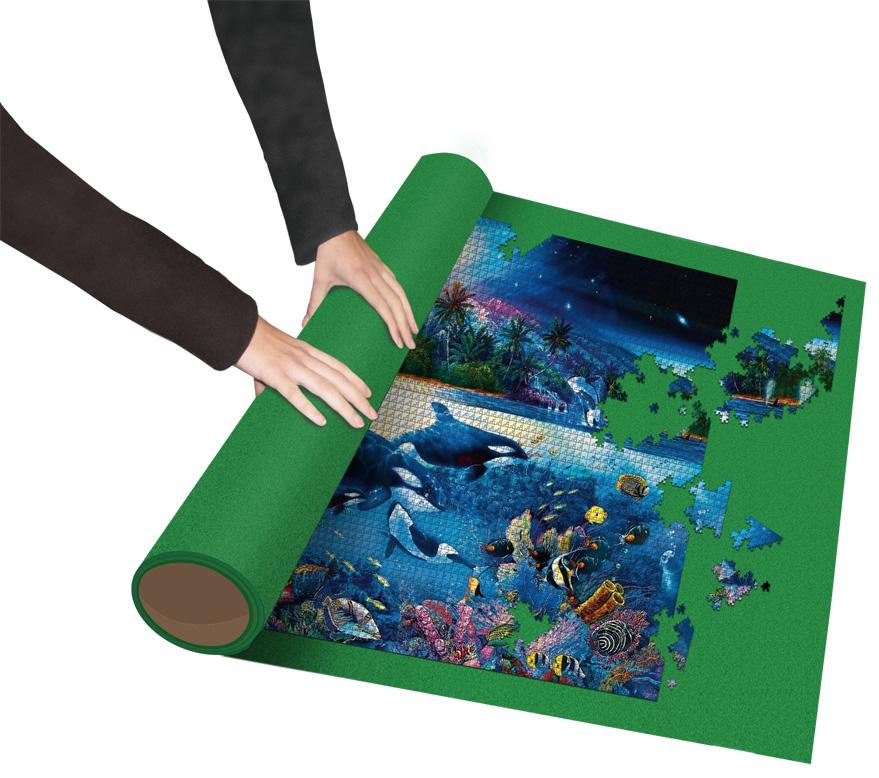 Jigsaw Roll Up Mat 300 To 1000 Pieces Grafika 00532 Mat