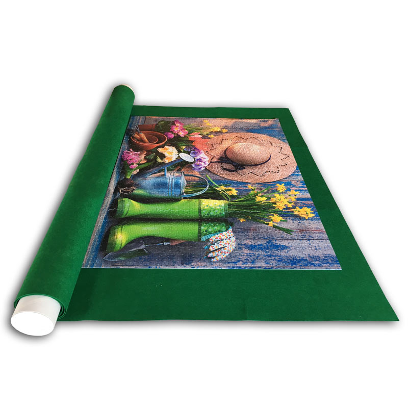Puzzle Mat Jumbo Puzzle Roll Up in a