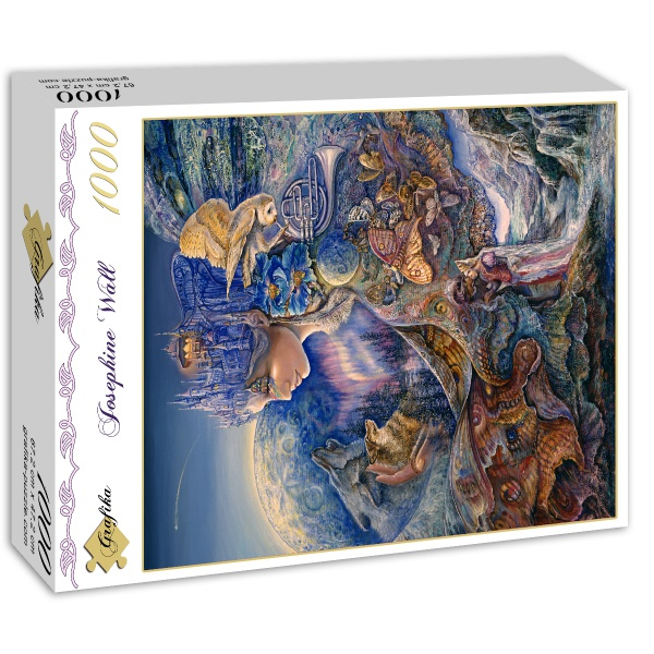 puzzle once in a blue moon grafika 00921 1000 pieces jigsaw puzzles jigsaw puzzle