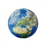 Harmandi-Puzzle-Creatif-90062 Wooden Jigsaw Puzzle - The Earth