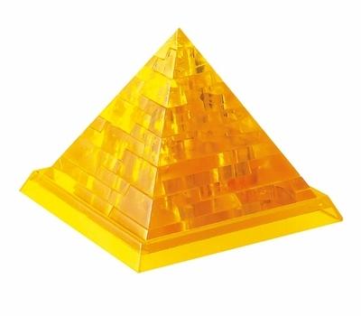 HCM-Kinzel-103002 Jigsaw Puzzle - 38 Pieces - 3D - Pyramid